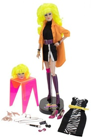 The Designing Woman PIZZAZZ Dressed Doll Giftset
