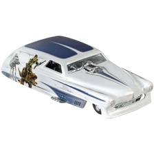 Машинка Hot Wheels Star Wars - Rolling Thunder Die-Cast Vehicle